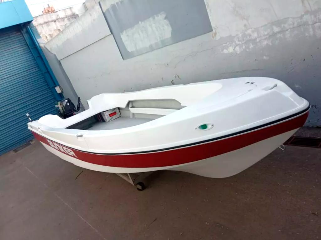 Suzuki 40hp A Caña + Bunker 550 Fishing